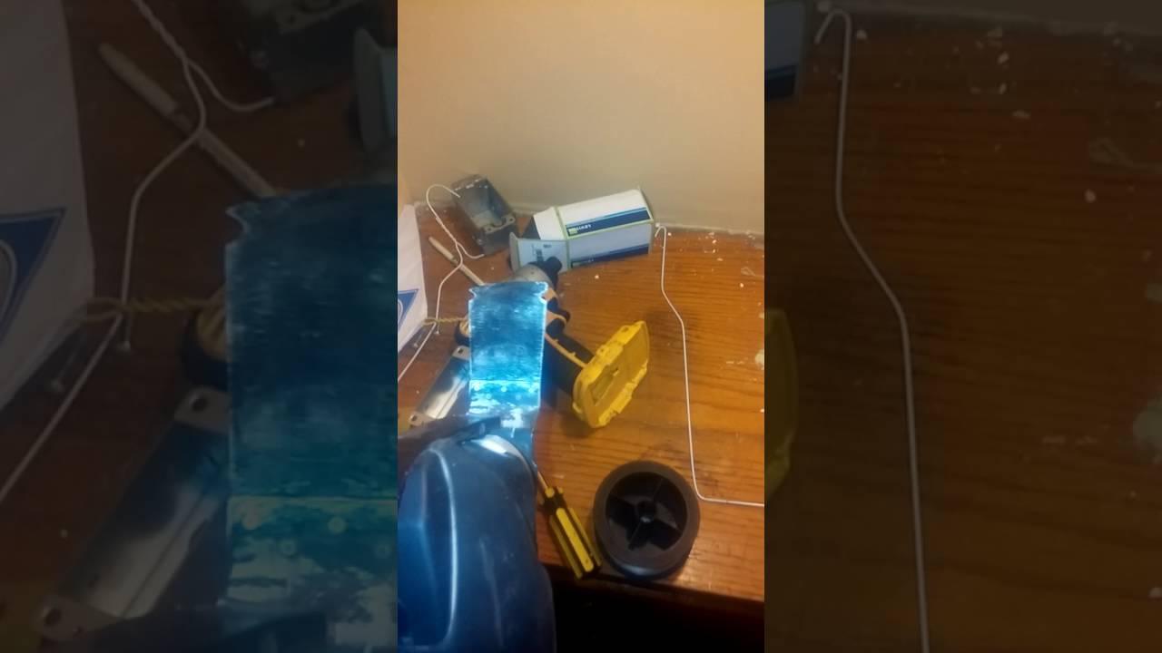 medium resolution of installing door jamb closet light switches youtube wiring a closet jamb switch