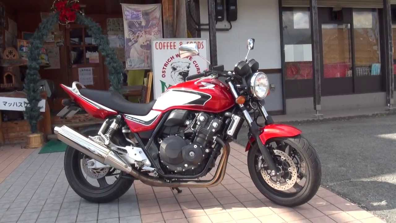 Planet Japan Blog: Honda CB 400 SS by WM Production Team |Honda Cb400 2014