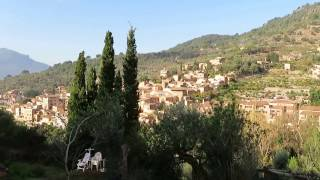 Biniaraix, and Fornalutx, Mallorca Spain