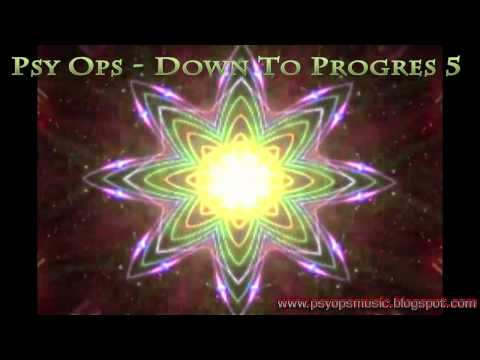Ver 2.0 Psy Ops Dj set old stuff - 02 02 2010 Down To Progres 5 PSYOPSMUSIC HD 1080