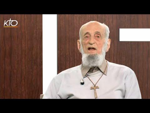 Frère Alain Richard - Accueillir Dieu-Trinité en soi
