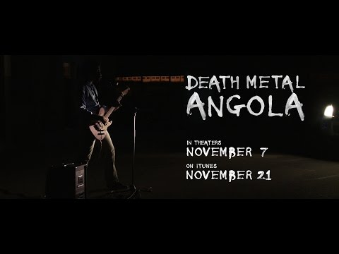 Death Metal Angola Official Trailer (2014)