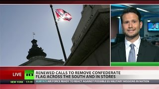 Take it down: Southern states, businesses react to backlash against confederate banner