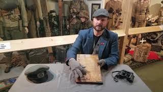 The War Front Museum Vol. II - WWII German Folding Map Board