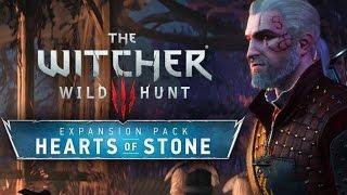 Прохождение The Witcher 3 Wild Hunt Серия 63 DLC Hearts of Stone