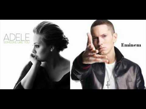 Adele - Rolling In The Deep ft.Eminem DJ JAY R