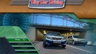 شرح تحميل وتتبيت لعبة city car driving كاملة