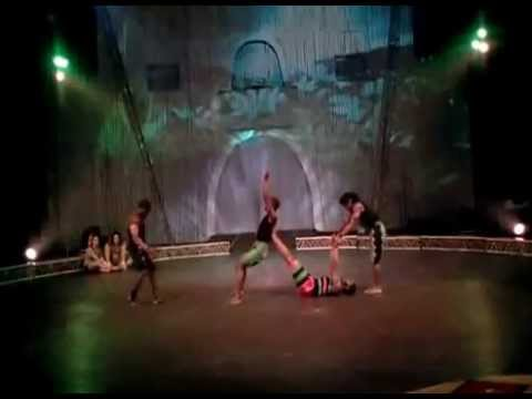 WANGU WILSON PRODUCTION THE ACROBAT'S FROM AFRICA.pyramid act from tanzania