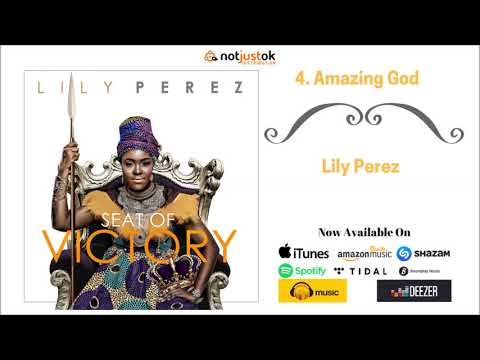 Lily Perez - Amazing God (Official Audio)
