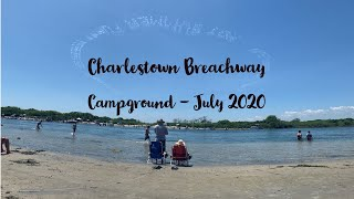 Charlestown Breachway Campground, RI