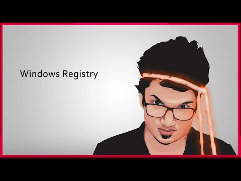 Windows Registry සරලව | myHub.lk