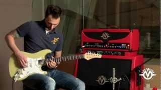 Ampli chitarra elettrica valvolare The Valve 3100 3 (x2) canali