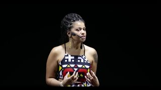 Ressignificando Conceitos Para Reconstruir Histórias | Priscila Gama | TEDxPedradoPenedo
