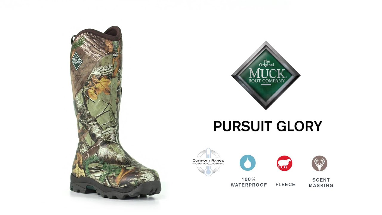 The Pursuit Glory Boot Original Muck Company