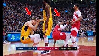 NBA Players in SYNC !! Synchronization