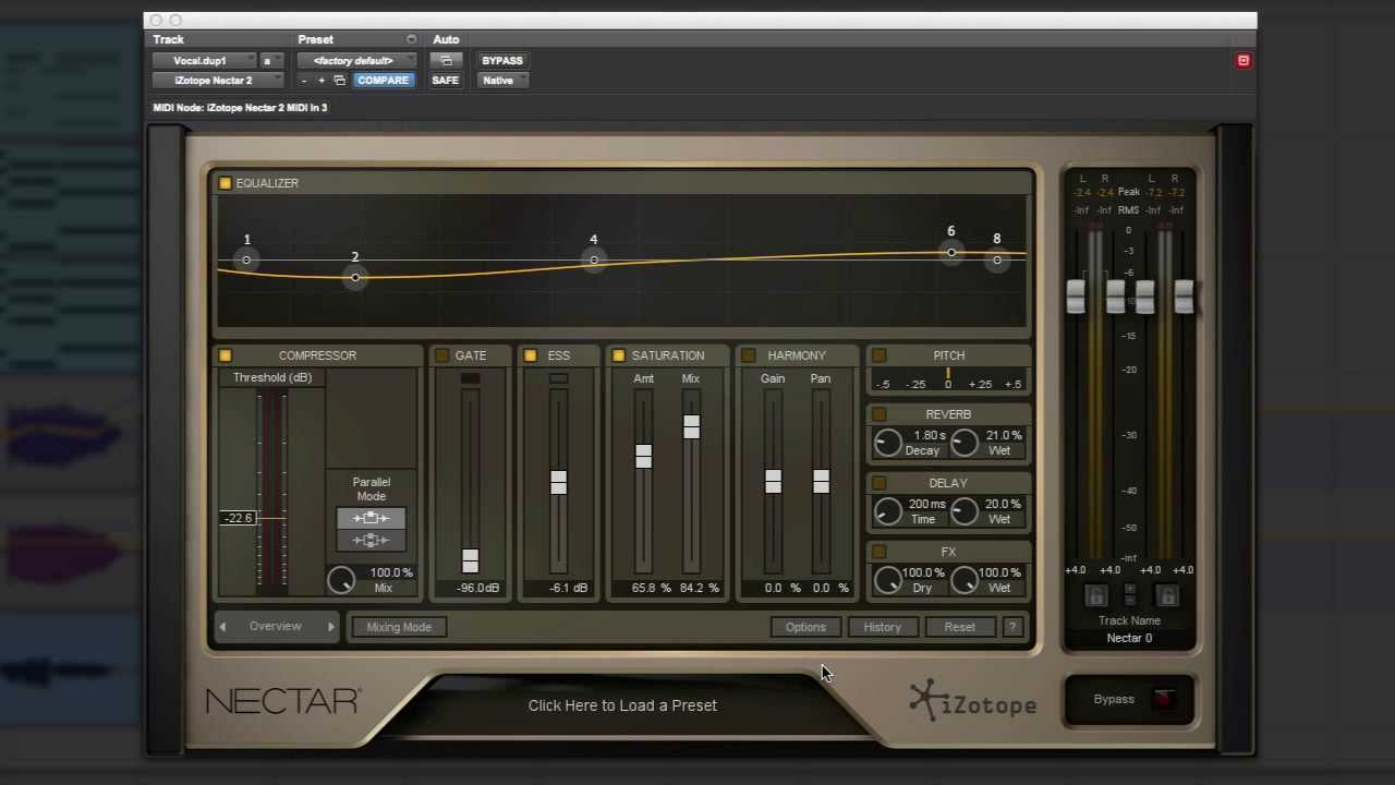 iZotope Nectar 2 Vocal Suite Review