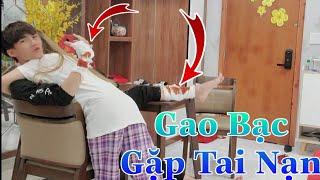 """[Vlog Troll] Gao Bạc Chơi Lớn Giả Vờ """"Tai Nạn Giao Thông"""" Thử Lòng Cô Ngân Và Cái Kết"""