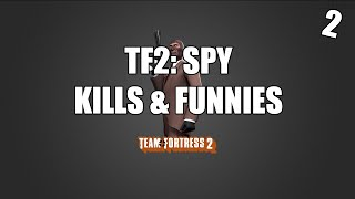 TF2: Spy Kills & Funnies 2