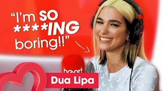Baixar Dua Lipa Talks Her NEW Album, Social Media and Her Fear of Toes 🦶🤣| FULL Interview | Heart