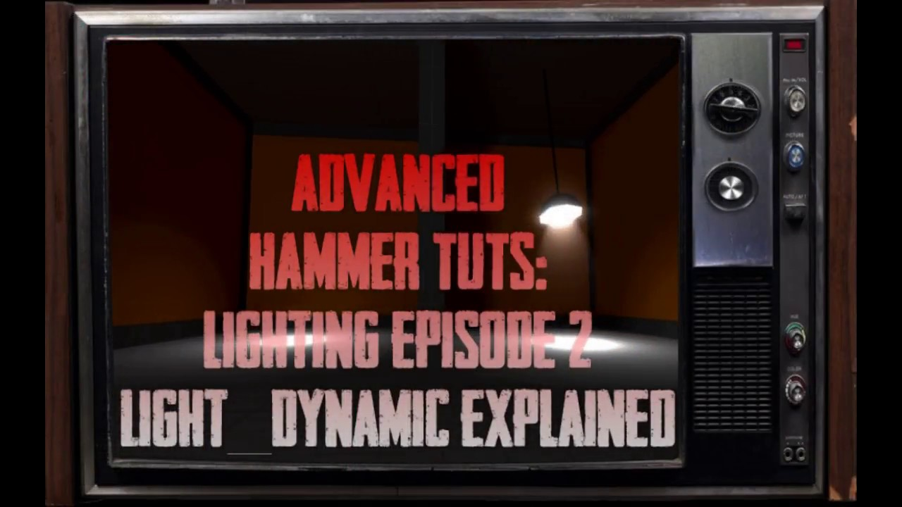 Hammer editor tutorial 3. 2 (2d skyboxes and outdoor lighting.