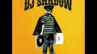DJ Shadow - Backstage Girl