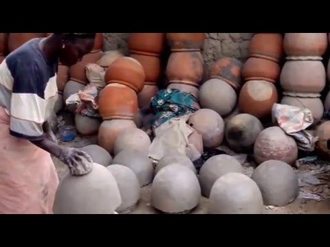 Pottery (The making of Ikoko) Sustainable Development