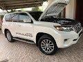 New 2018 LandCruiser Prado VX-L Full Option   Full Review