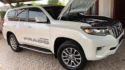2019 Toyota Land Cruiser PRADO - Features
