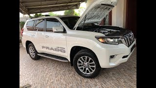 New 2018 LandCruiser Prado VX-L Full Option | Full Review