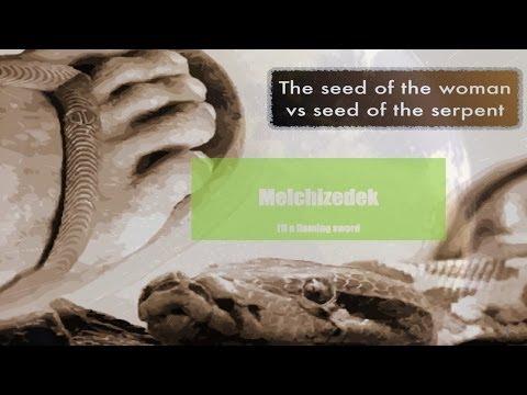 Melchizedek - 2 Part Study: Pt1 - 'A Flaming Sword' - Eden & the Tabernacle