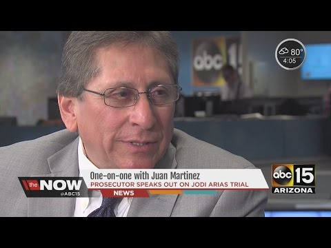 One-on-one With Juan Martinez