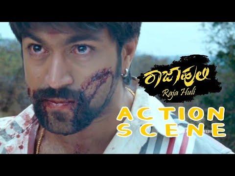 Rajahuli is back stabbed by his friends | Kannada Action Scenes | Rajahuli Kannada Movie Mp3