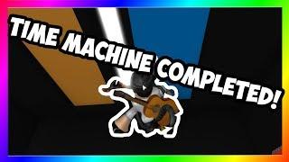 (Medium Insane tbh) Time Machine by Enszo & ninjadudethecoolone | Roblox FE2 Map Test