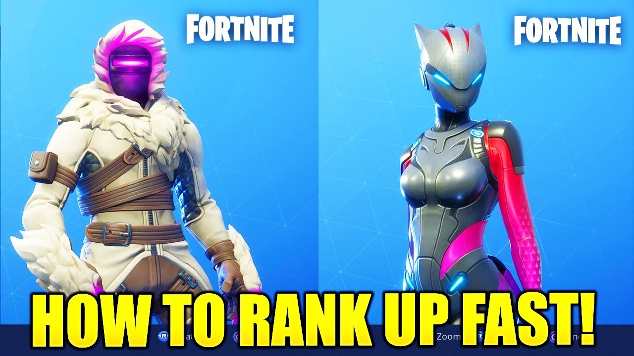 - how to level up fortnite characters