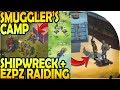 SHIPWRECK + SMUGGLERS CAMP RETURN?! (+ EZPZ RAID!) - Last Day on Earth Survival Update 1.9.8