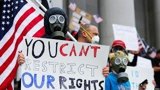 热搜解码:抗疫时期的抗议