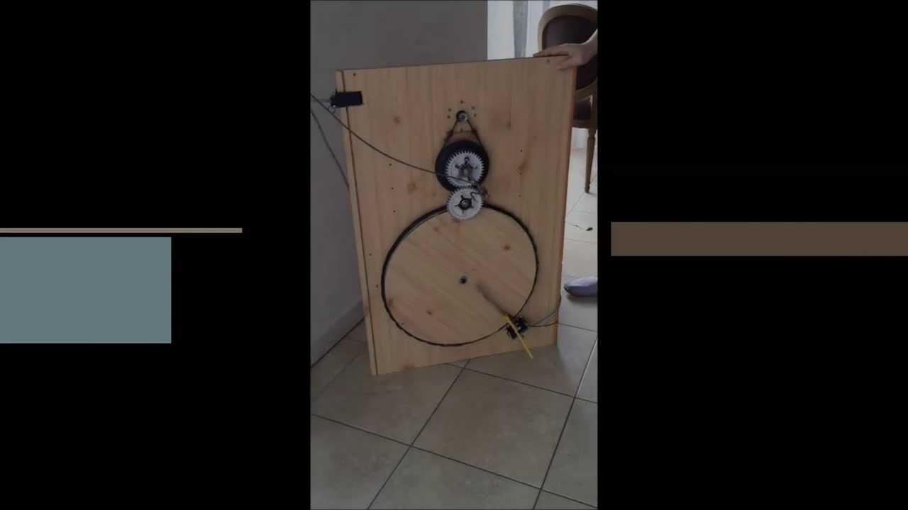 Trappe Automatique Poulailler Etape YouTube - Porte automatique poulailler le bon coin