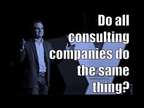 Do all consulting companies do the same thing?