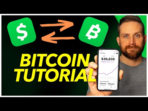 How To Use Cash App - Buy And Sell Bitcoin On Cash App Investing