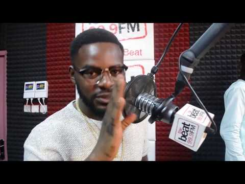 FALZ The BahdGuy salutes President Buhari #WehDoneSir and talks new music!