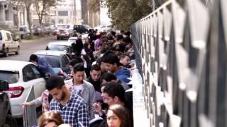 ستار اكاديمي 10 بين السماء والأرض ومظاهرات في المغرب