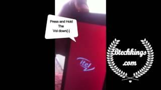 How To Hard Reset Itel 1702 Spreadtrum Device