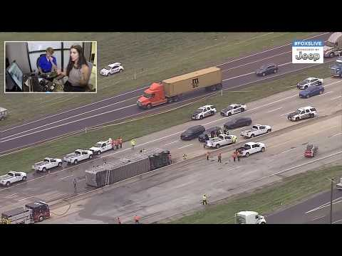 FOX 5 LIVE (6/29): Pig clean-up in Dallas; fires in Ariz.; Capitol Hill on immigration