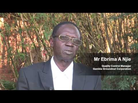 EIF Gambia: Moving up the groundnut value chain (Short version)