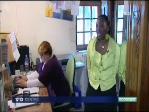 KL'IN NETTOYAGE  présentation de l'entreprise de nettoyage au JT de France 3 le 16 juin 2011