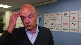 Uwe Rösler om Malmö FFs grupp i Europa League