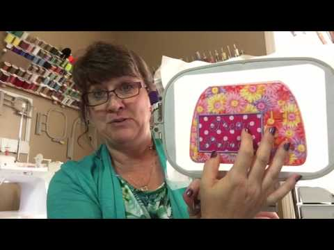 Molly Mine Purse Book Tutorial For Page Assembly