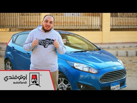2016 2016 Ford Fiesta Review