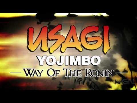 Usagi Yojimbo Game - Launch Trailer