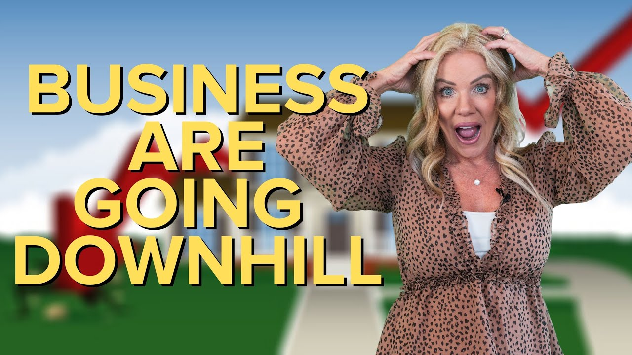 Business Are Going Downhill.. What Do We Do?
